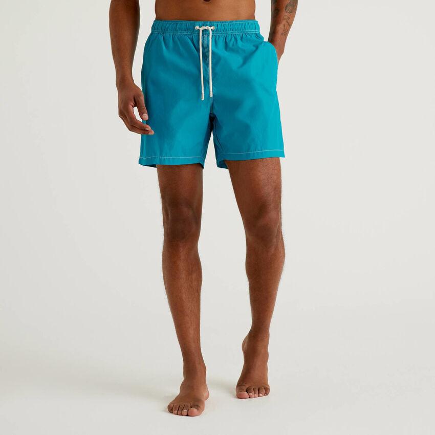Boxershorts mit Tunnelzug und Tasche