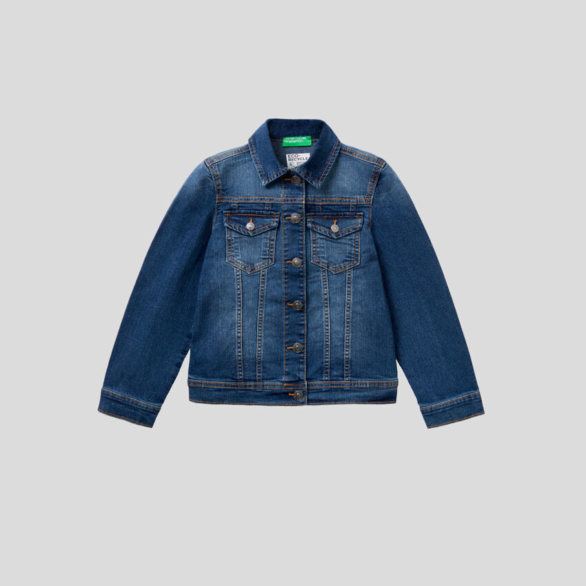 """Eco-Recycle"" denim jacket"