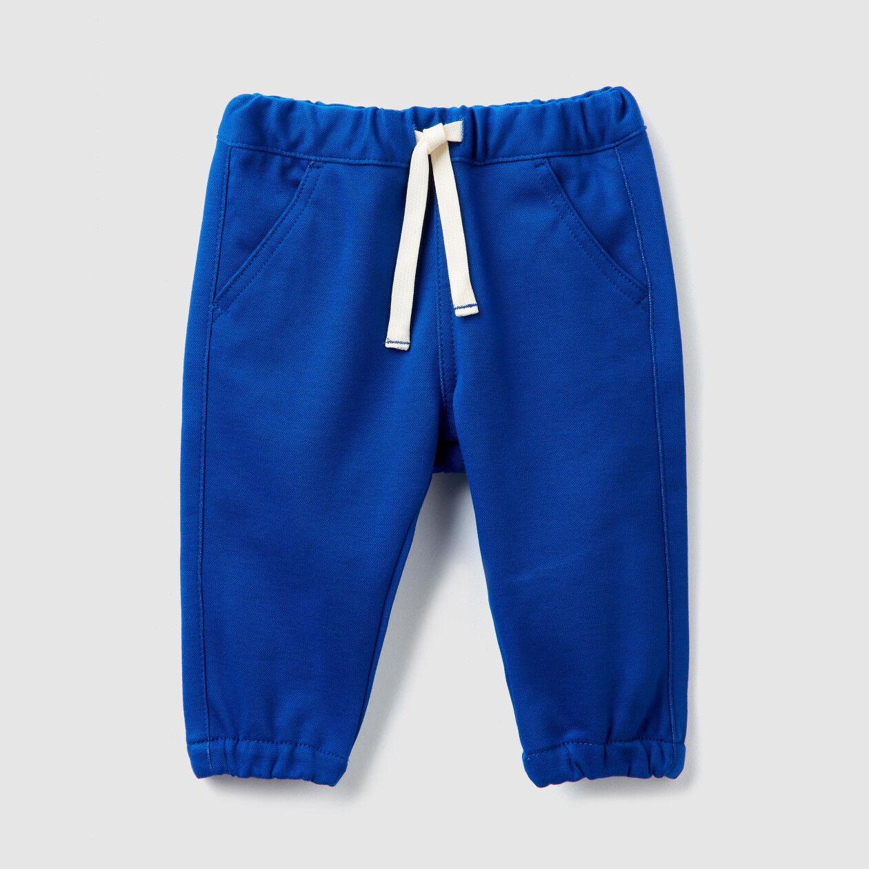 Pantalon stretch avec élastique