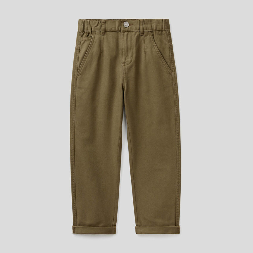 Loose-Fit Jeans aus Bio-Baumwolle