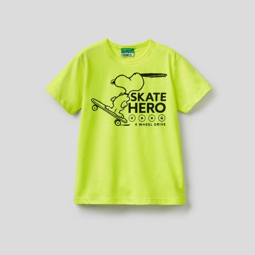 T-Shirt mit Print Peanuts