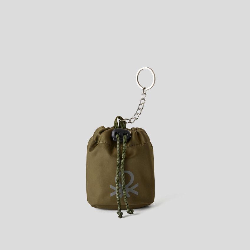 Keychain and purse