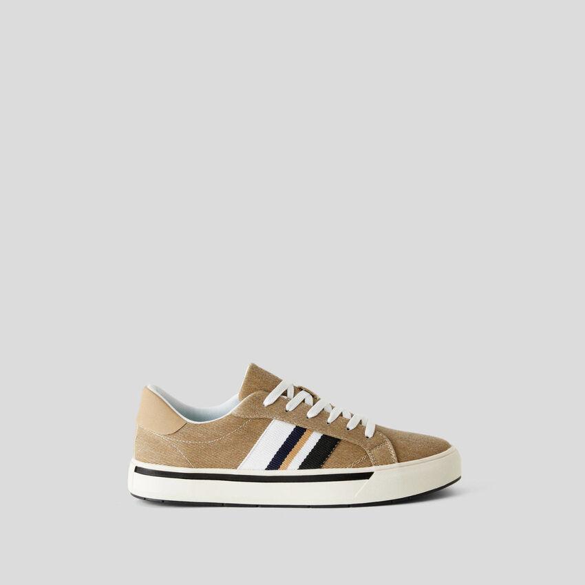 Sneakers en toile