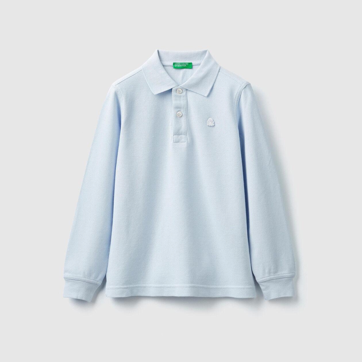 Polo aus Bio-Baumwolle