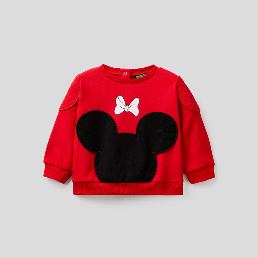 Sweat Mickey 100% coton