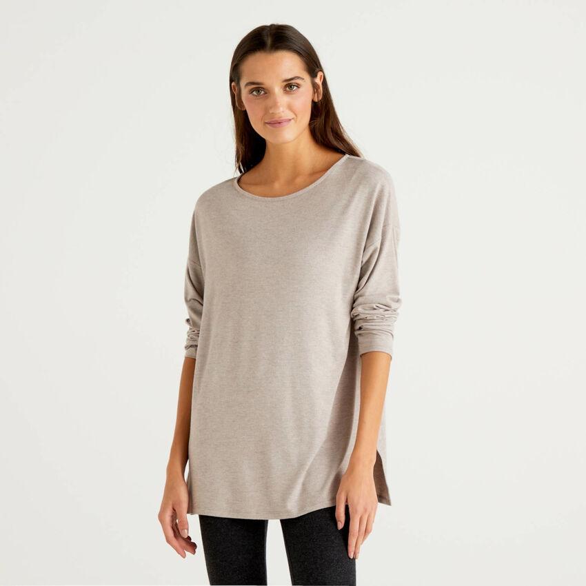 Sweatshirt im Extra Comfort Fit
