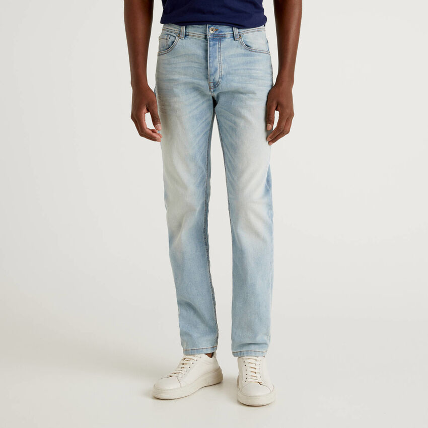 Jeans slim fit cinque tasche