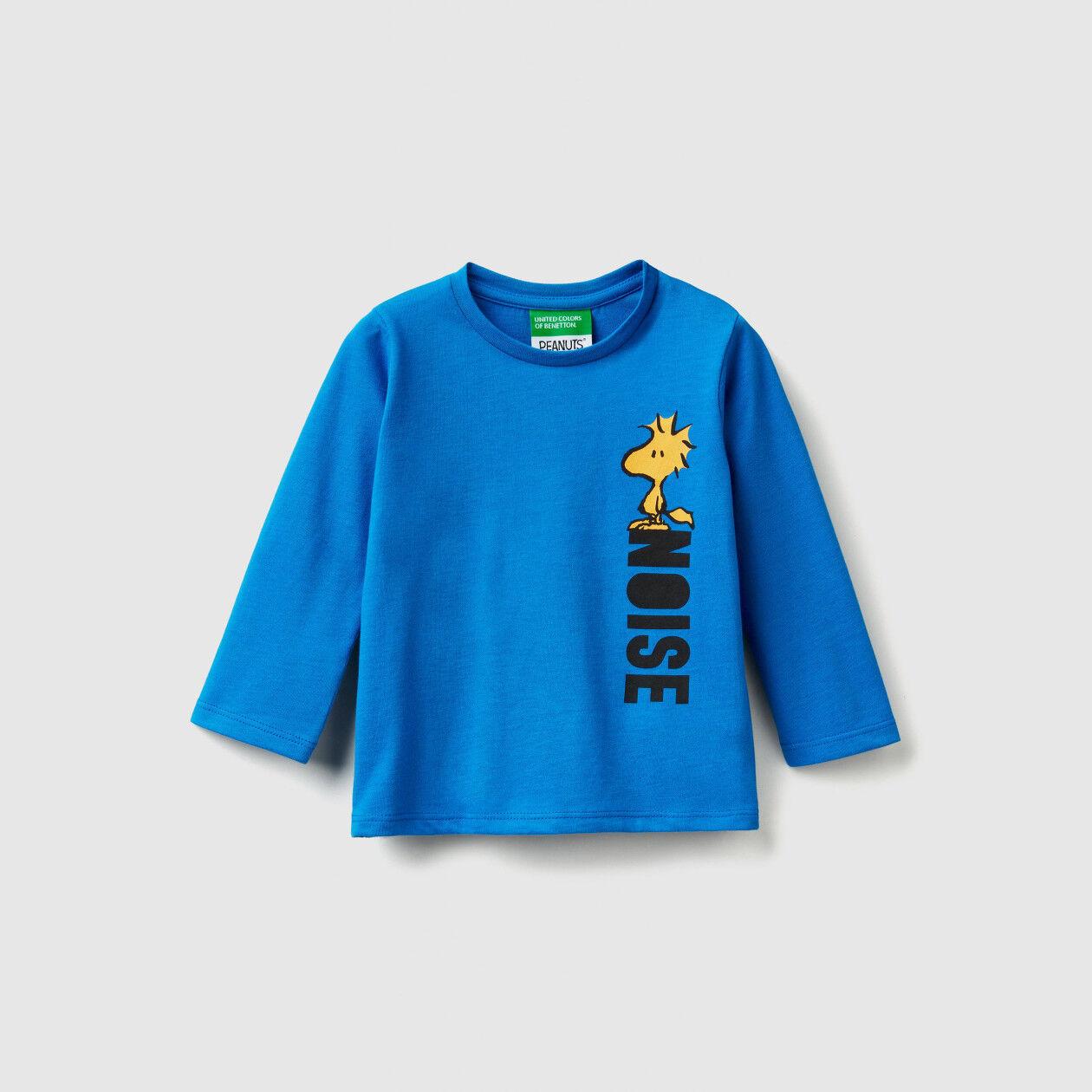 "T-shirt with ""Peanuts"" print"