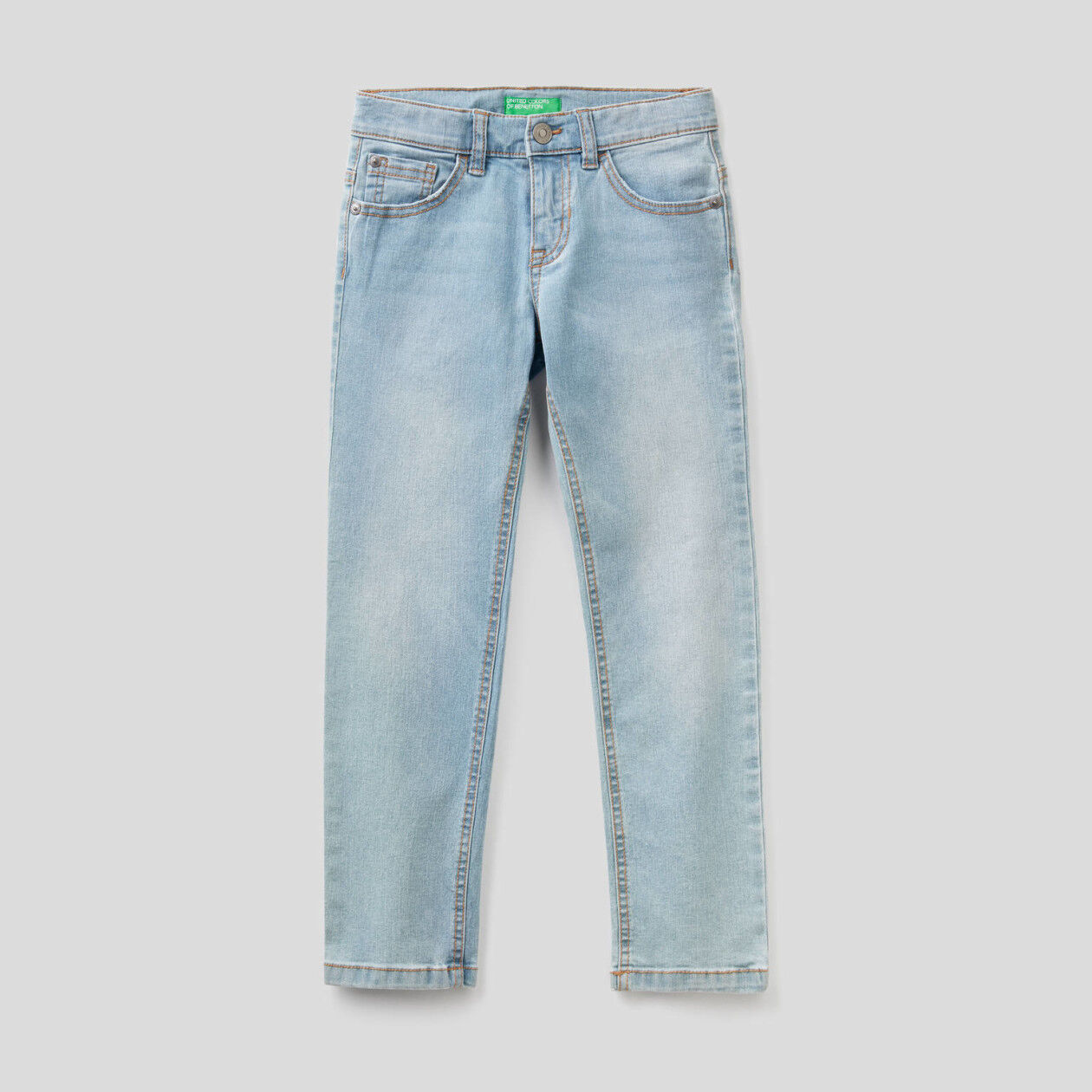 "Jeans coupe slim ""Eco-Recycle"""