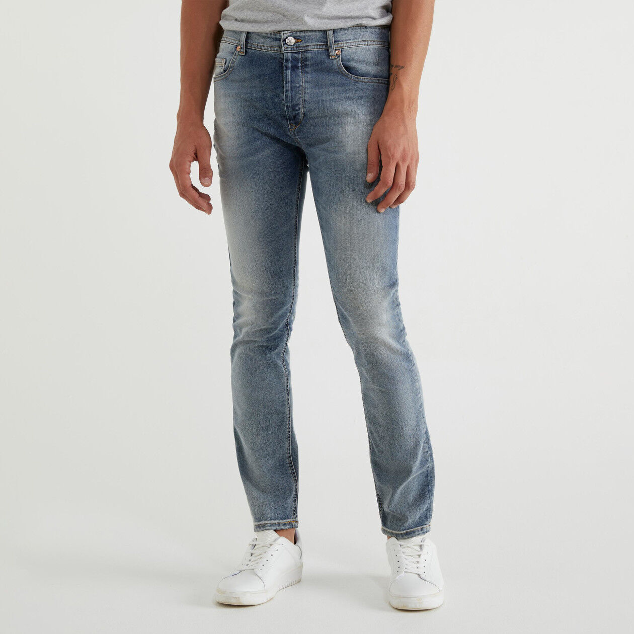 Jeans stretch coupe skinny