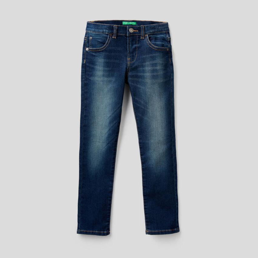 Jeans cinque tasche slim fit