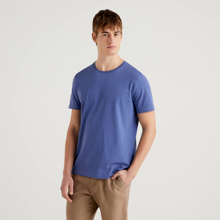 Air force blue t-shirt