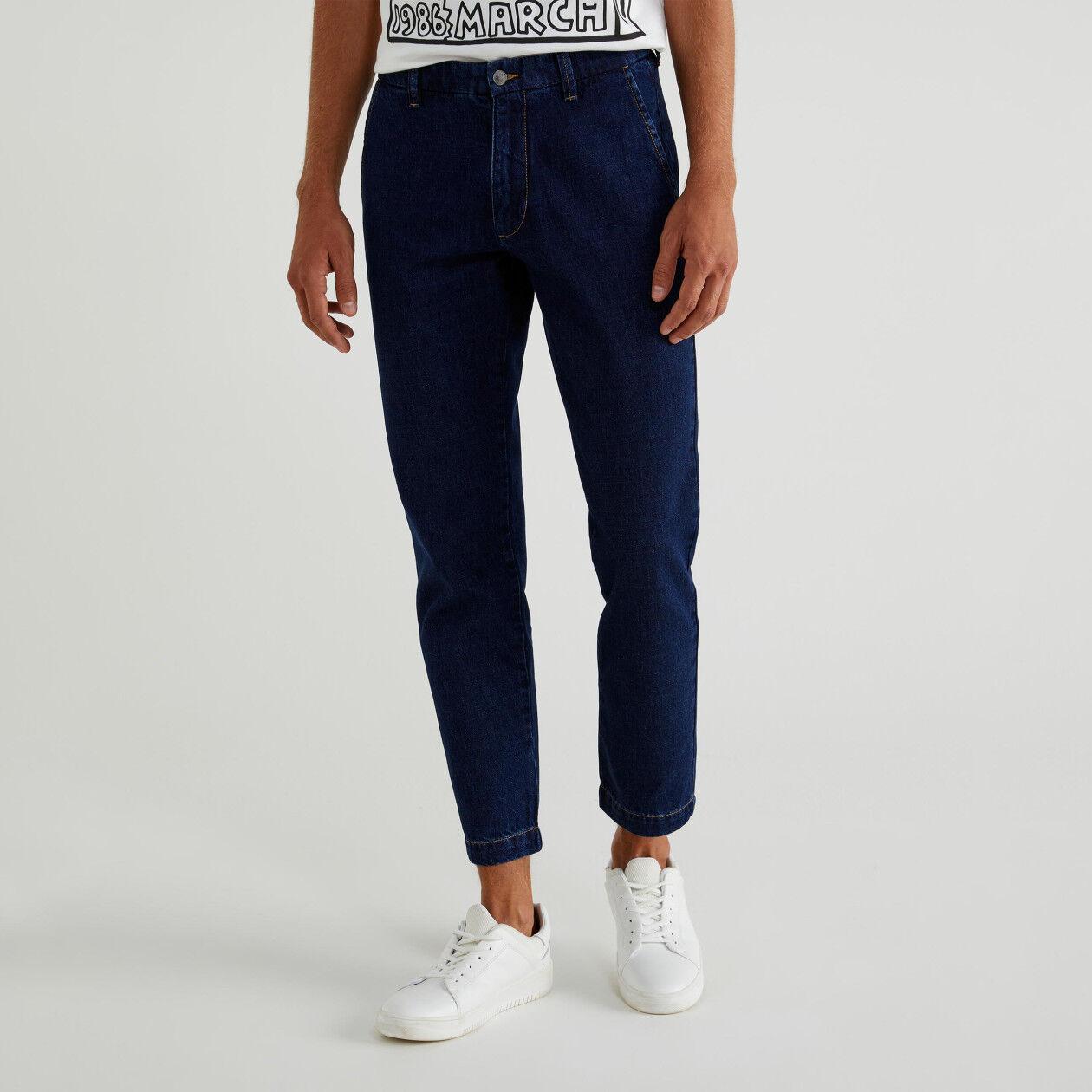 Chino en jeans