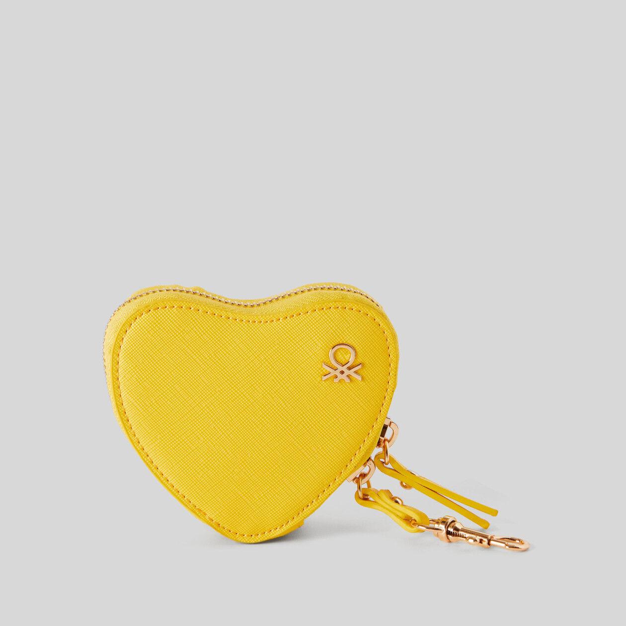 Porte-monnaie coeur