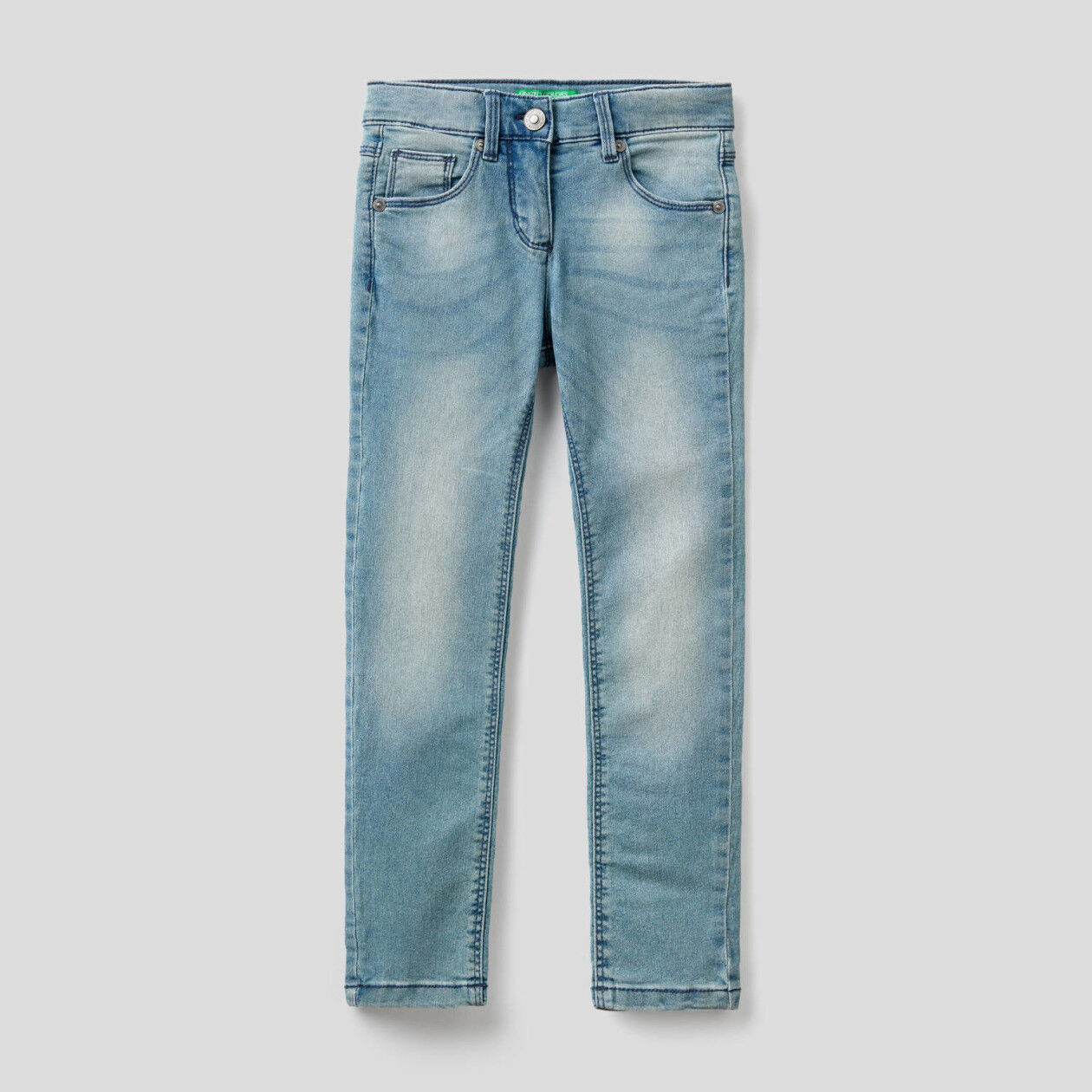 Jeans à taille basse coupe skinny