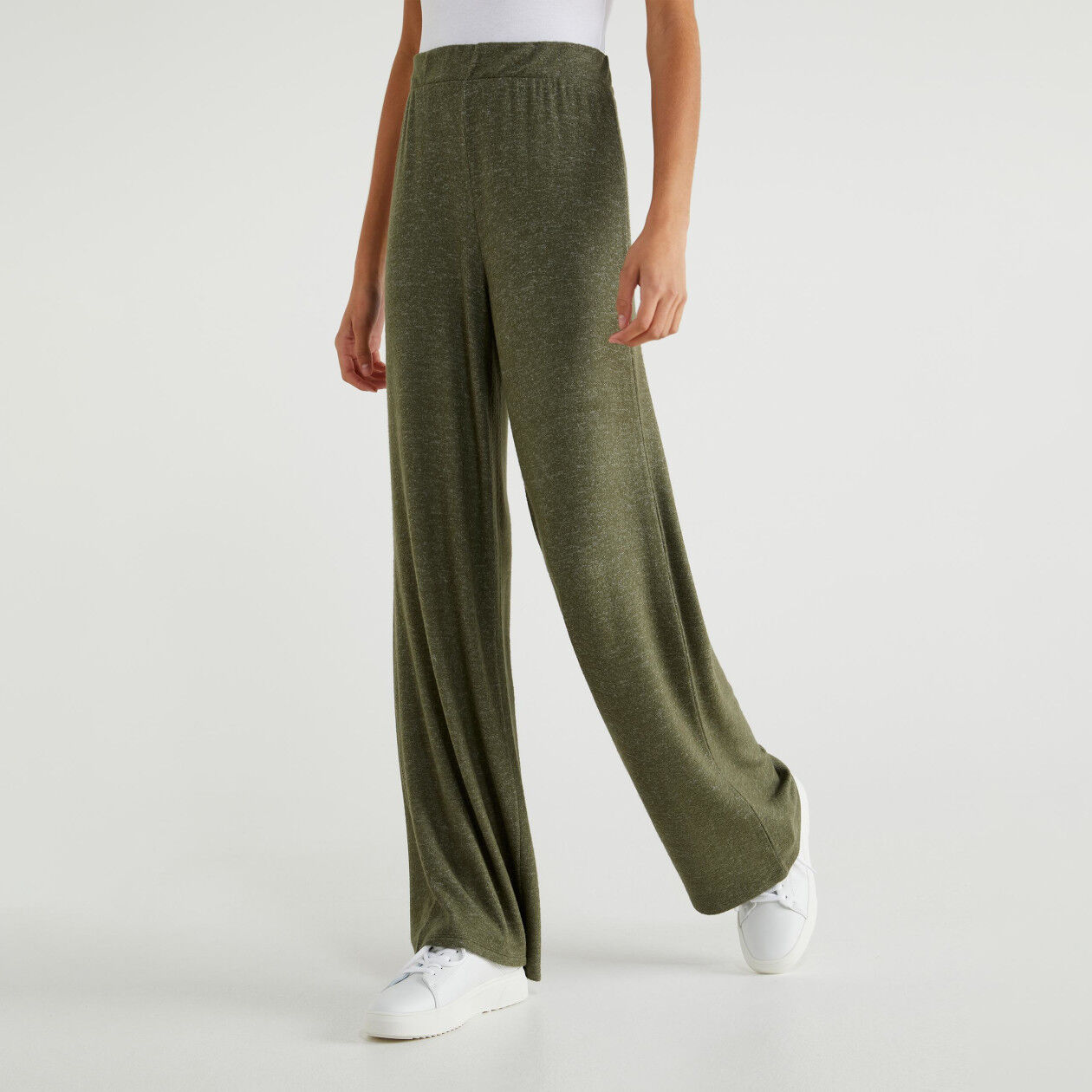 Pantalon en jersey