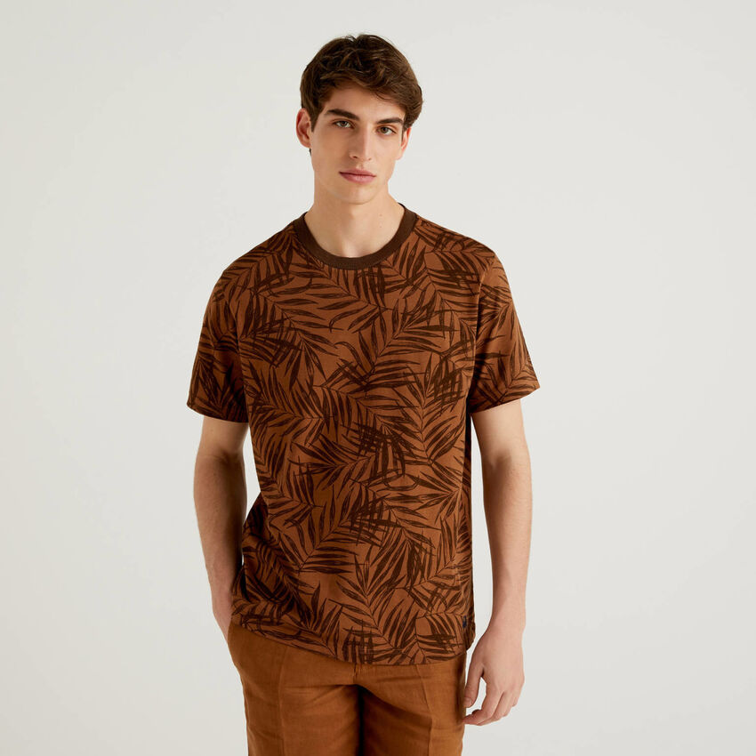 T-shirt fantaisie 100% coton