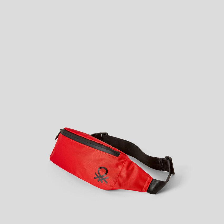 Customizable bum bag in nylon