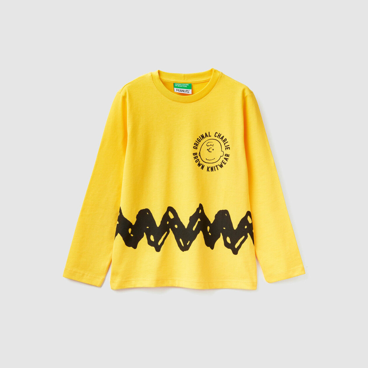 "T-shirt con stampa ""Peanuts"""