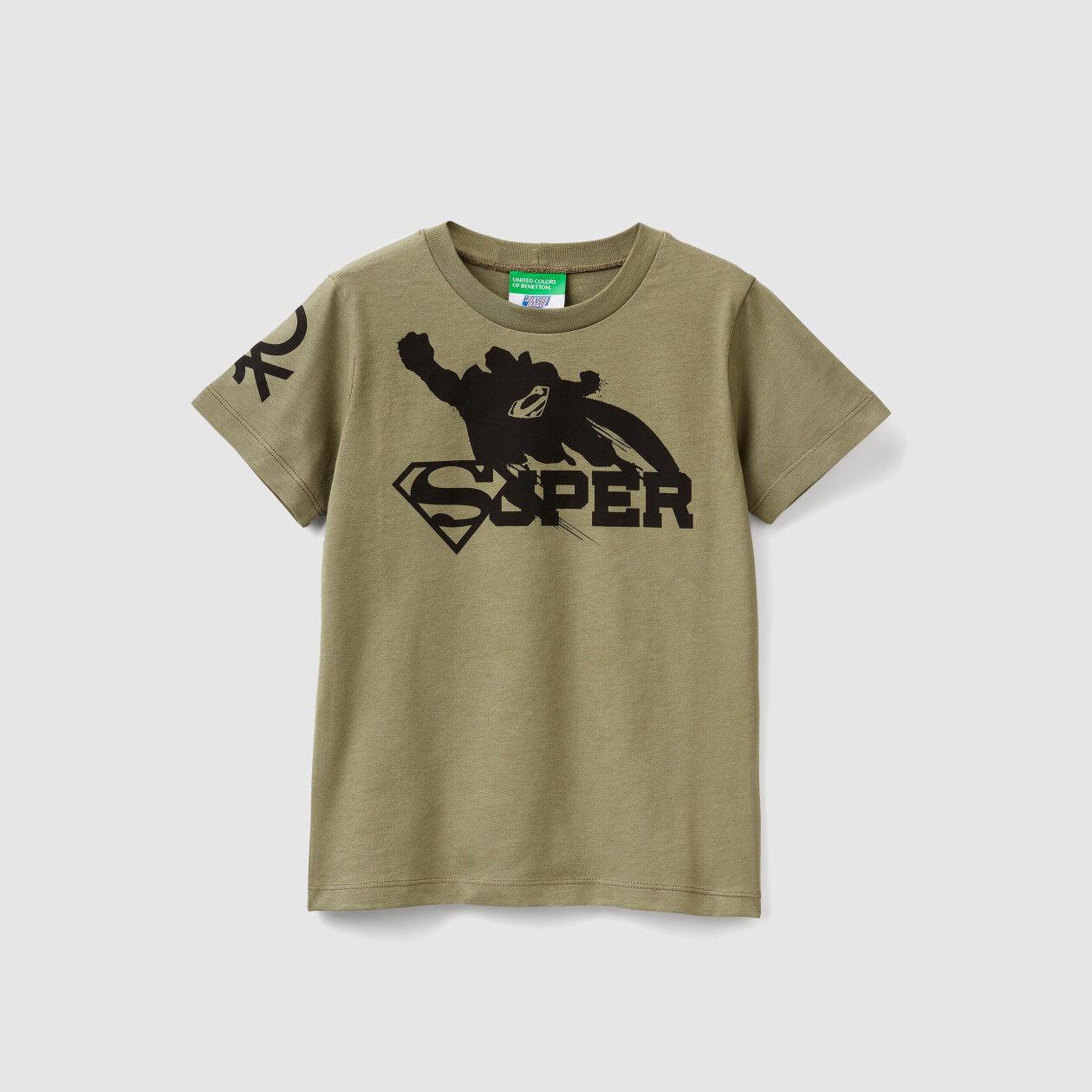 T-shirt supereroi a manica corta
