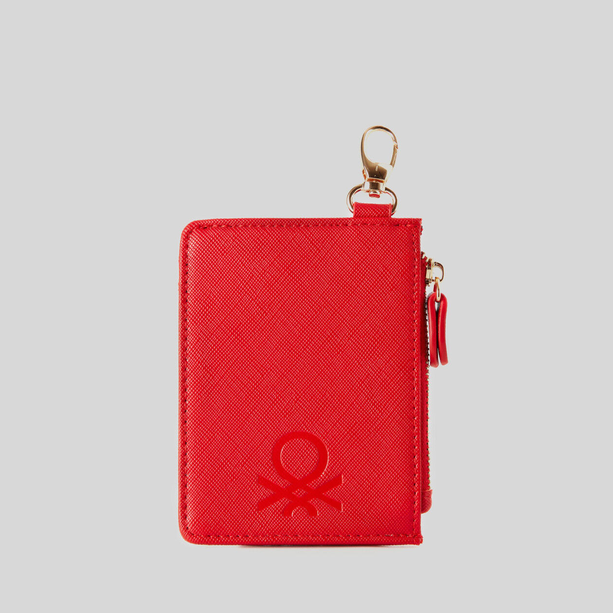 Porte-cartes avec porte-clés
