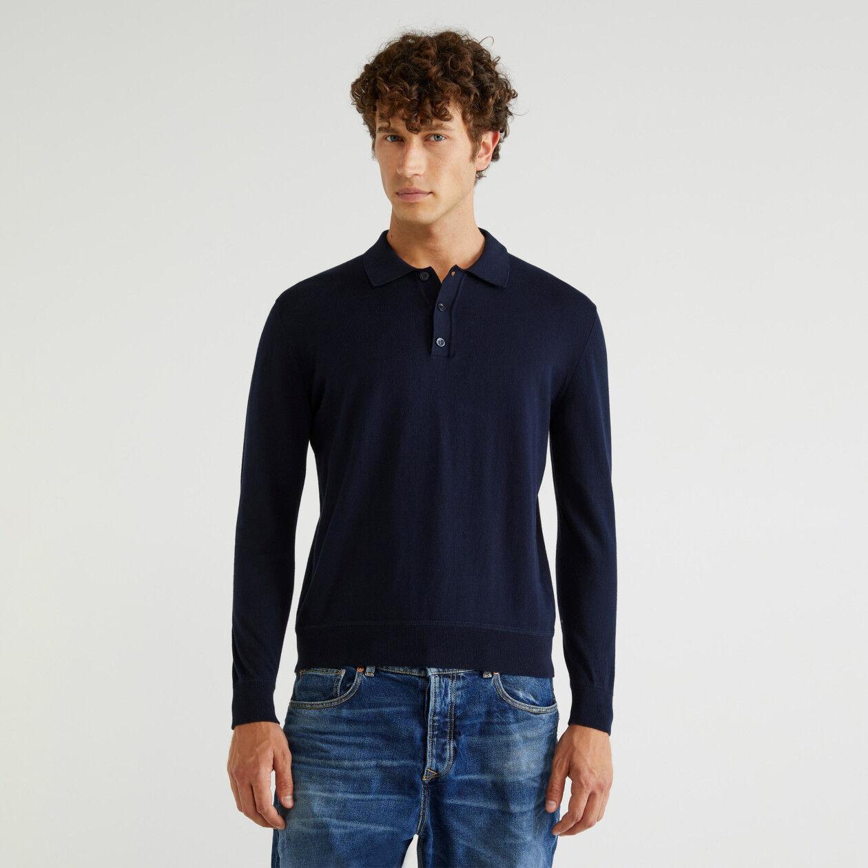 Polo-Pullover