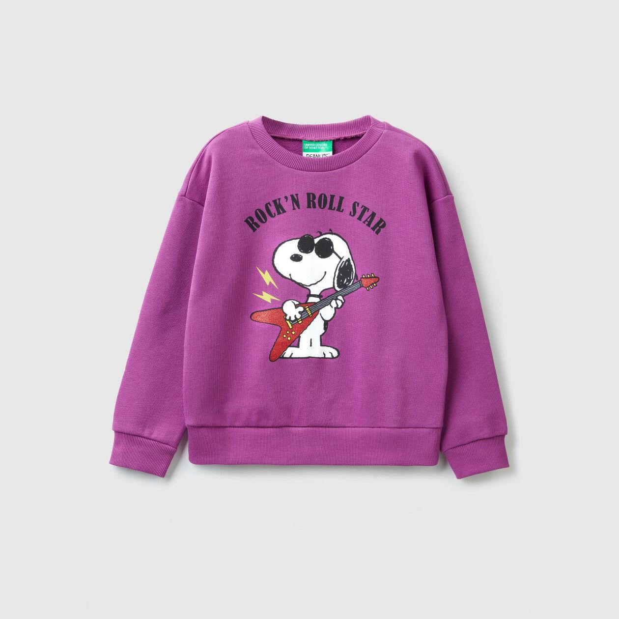 """Sweat avec imprimé """"Snoopy"""""""